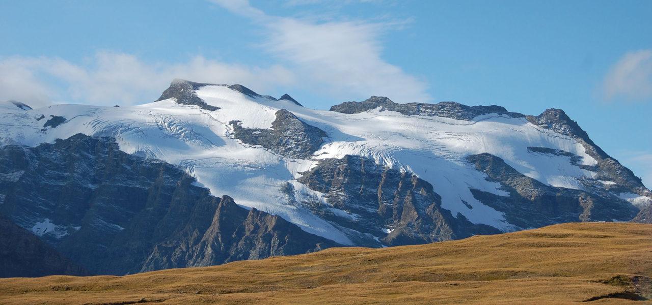massif glacier de l'Albaron