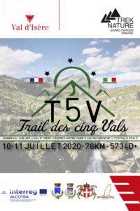 Trail des 5 Vals