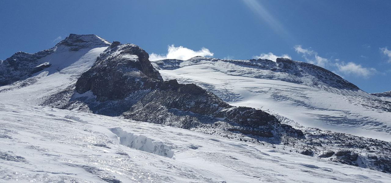 Glacier de la Vache