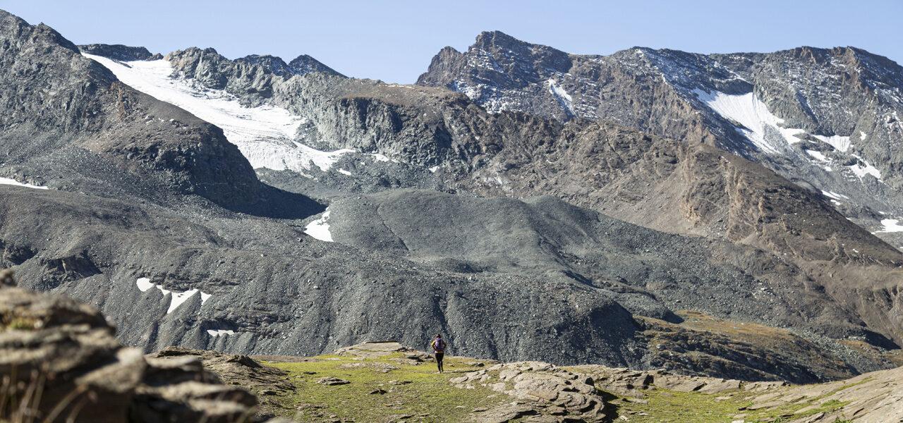 Glaciers des Sources de l'Isère