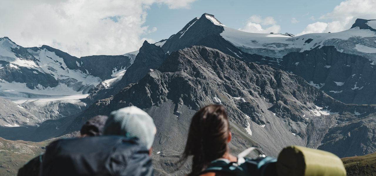 Glacier de l'Albaron